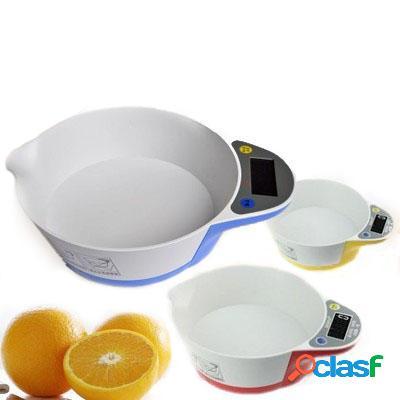 Hogar Cocina Electrónica Digital Escala Pantalla Cocina