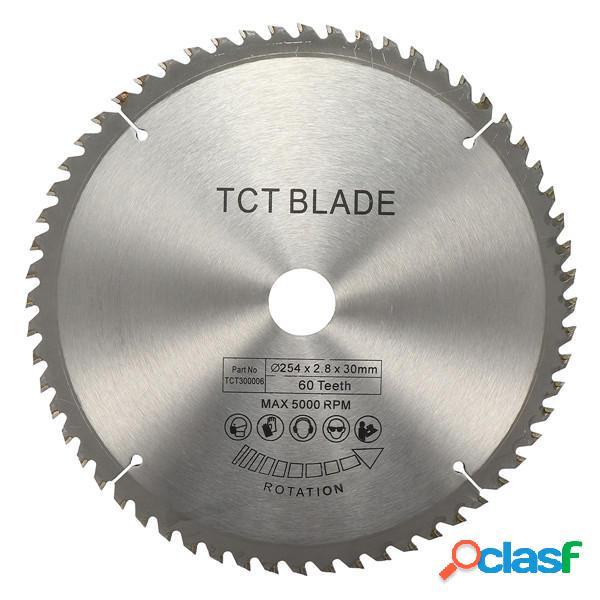 Hoja de sierra circular del TCT de acero de alta velocidad