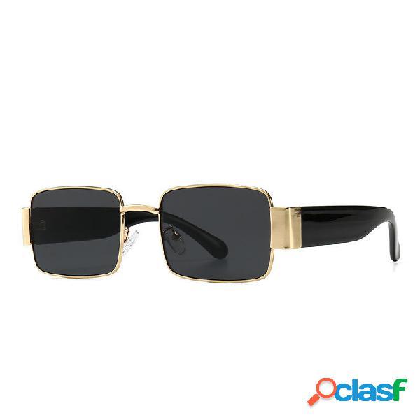 Hombres Caja Gafas de sol polarizadas Anti-UV al aire libre
