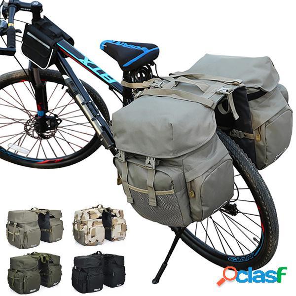 Hombro de bicicleta de montaña al aire libre Bolsa Nylon