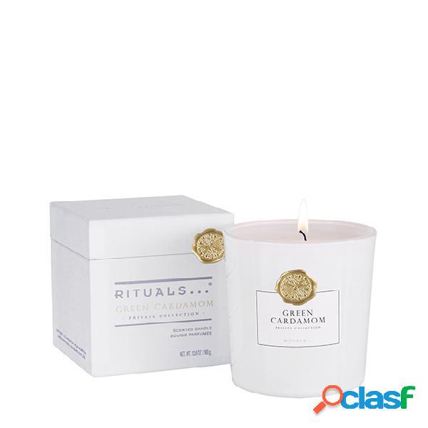 Home. RITUALS Green Cardamom elegante vela aromática 360ml