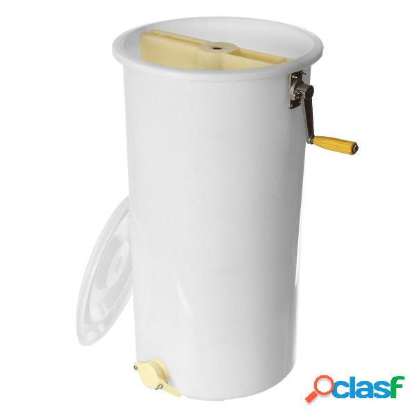 Honey Extractor Plastic 2 Frame Manual Spinner Beekeeping