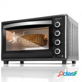 Horno de Sobremesa Cecotec Bake and Toast 750 Gyro 2000W