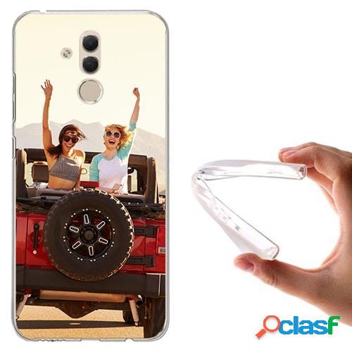 Huawei Mate 20 Lite - Funda personalizada blanda
