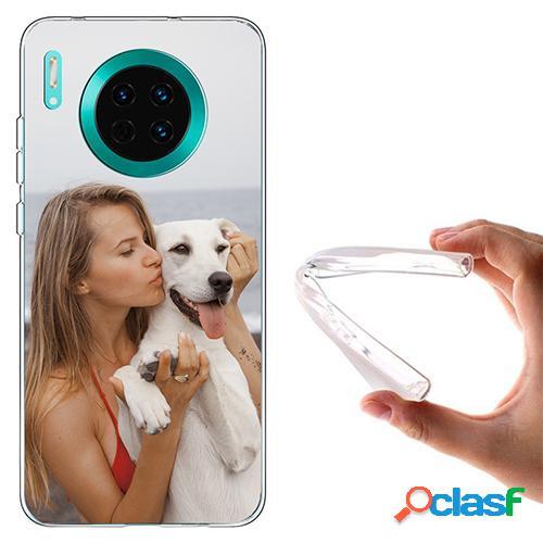 Huawei Mate 30 Pro - Funda personalizada blanda
