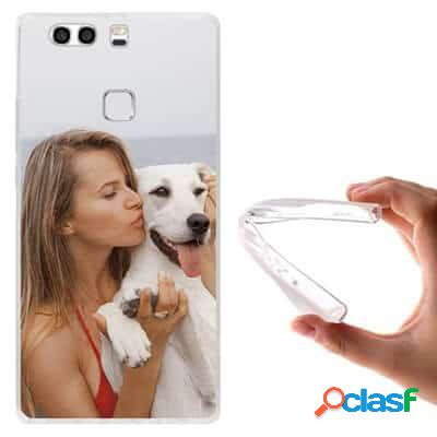 Huawei P9 - Funda personalizada blanda