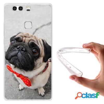 Huawei P9 Plus - Funda personalizada blanda