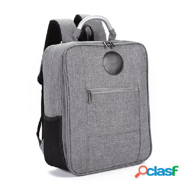 Impermeable Mochila de almacenamiento Bolsa con mochila Caso