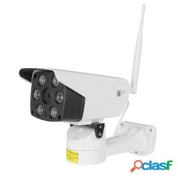 Inalámbrico al aire libre CCTV PTZ HD 1080P WIFI IP Cámara