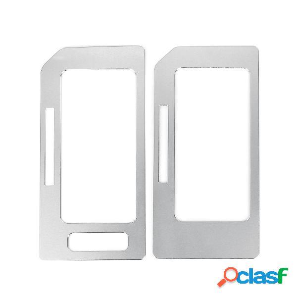 Interior Coche Portavasos + engranaje Caja Panel de ajuste