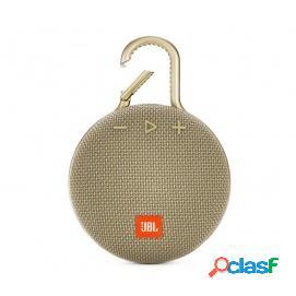 JBL Clip 3 Bluetooth Desert