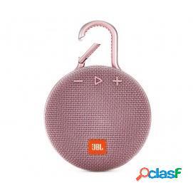 JBL Clip 3 Bluetooth Rosa