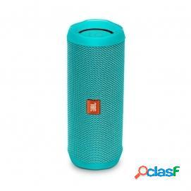 JBL Flip 4 Altavoz Bluetooth 16W Turquesa