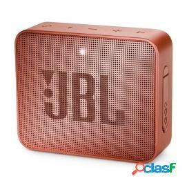JBL Go2 Altavoz Bluetooth Cinnamon