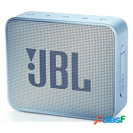 JBL Go2 Altavoz Bluetooth Cyan