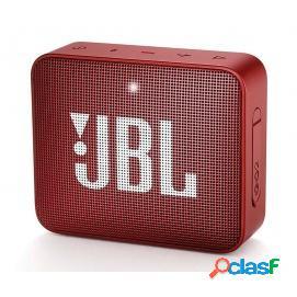 JBL Go2 Altavoz Bluetooth Rojo
