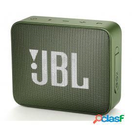 JBL Go2 Altavoz Bluetooth Verde