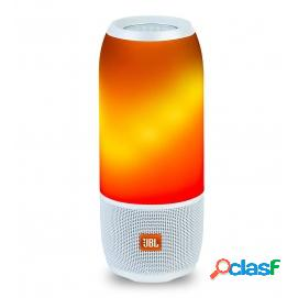 JBL Pulse 3 Altavoz Bluetooth RGB 20W Blanco