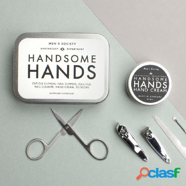 Kit de manicura para hombres
