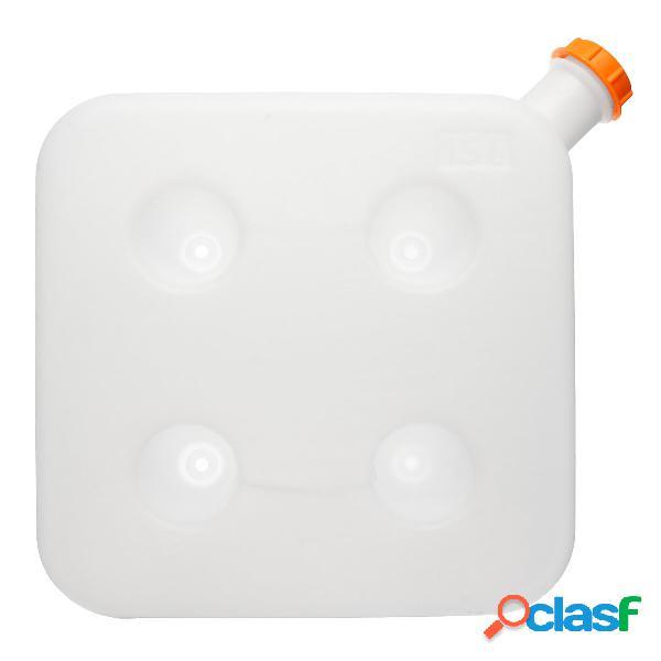Kit de tanque de combustible de gasolina de plástico para