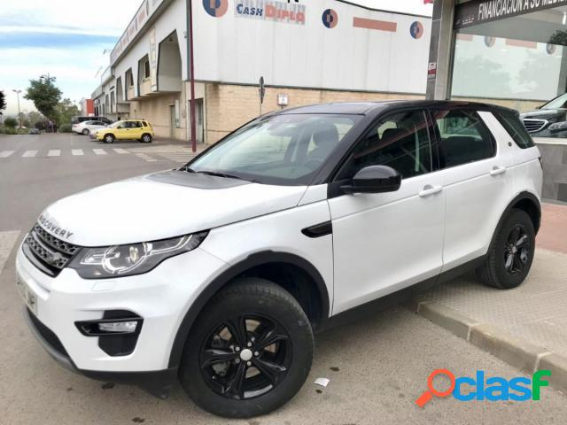 LAND ROVER Discovery Sport diesel en Linares (Jaén)