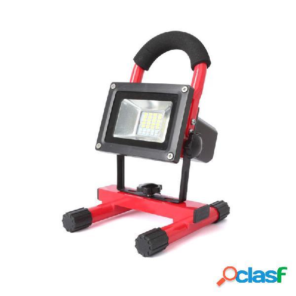 LED al aire libre Luz de emergencia portátil cámping