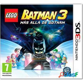 LEGO: Batman 3. Más Allá De Gotham 3DS