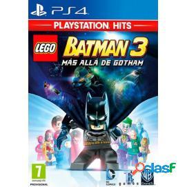 LEGO Batman 3: Más Allá de Gotham Playstation Hits PS4