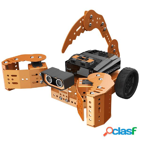 LOBOT Qdee Micro: bit DIY Programa APP Control