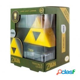 Lampara The Legend of Zelda Triforce 3D Light