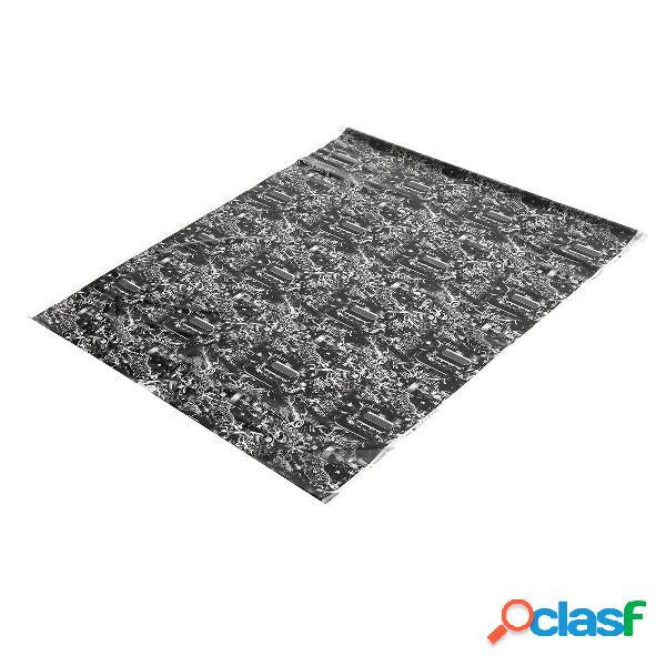 Laptop hidrográfica de 50x100 cm Caso Película Estilo de