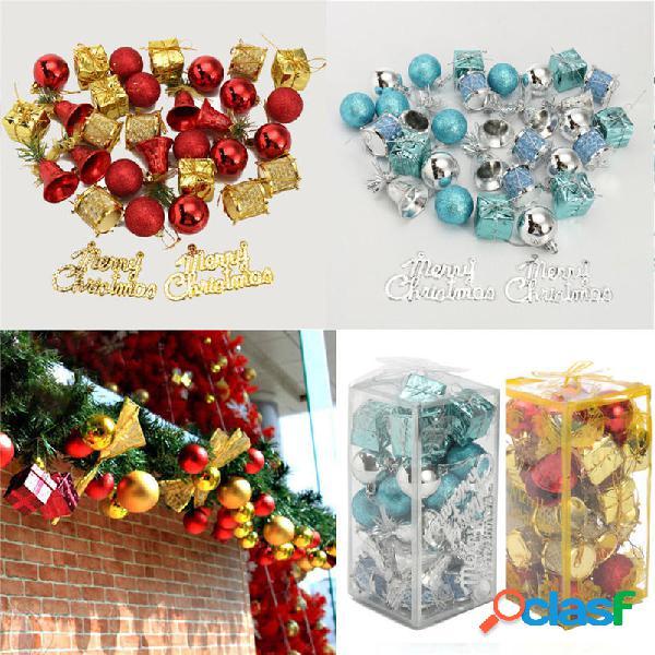 Las bolas de la decoración del árbol de navidad 32PCS