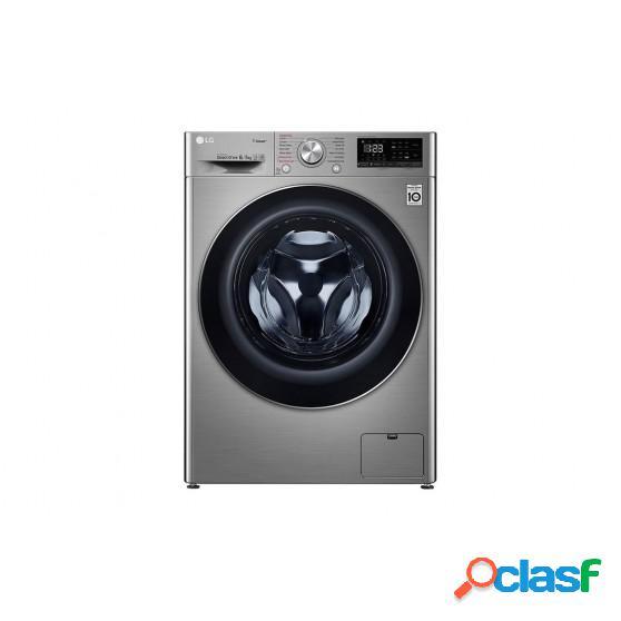 Lavasecadora LG F4DN408S2T Inox 8/5Kg