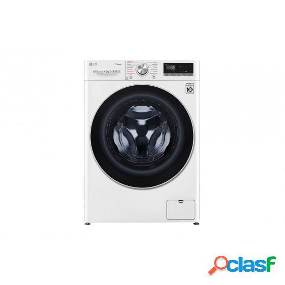 Lavasecadora LG F4DV709H0 Blanco 9/6Kg