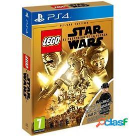 Lego Star Wars El Despertar De La Fuerza Deluxe Edition PS4