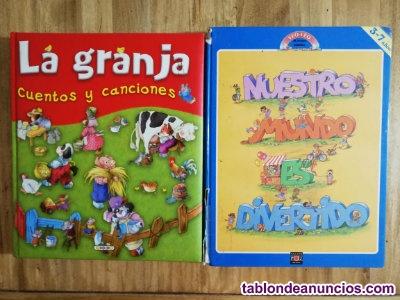Libros y cuentos infantiles