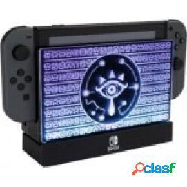 Light Up Dock Shield con Skins Nintendo Switch