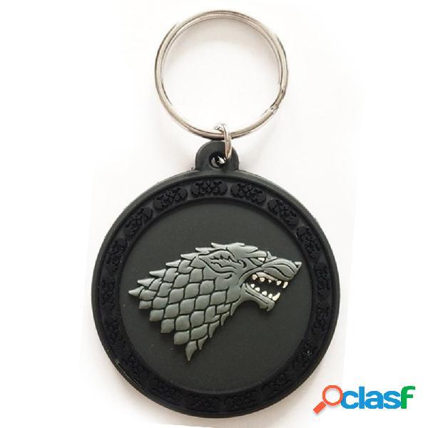 Llavero Juego de tronos casa Stark