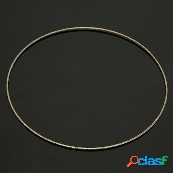 Lámina de repuesto de vidrio de acero inoxidable de 143 mm