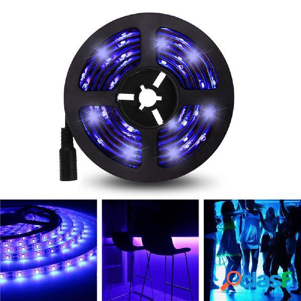 Luz de Tira de LED Púrpura de UV No Resistente al Agua de