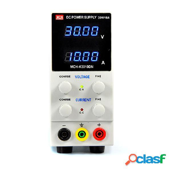 MCH-K3010DN Fuente de alimentación de CC 0-30 V 0-10 A