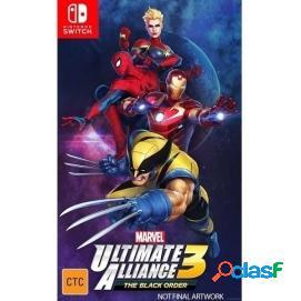 Marvel Ultimate Alliance 3: The Black Order Nintendo Switch