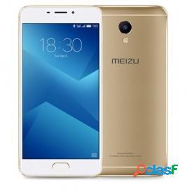 Meizu M5 Note 4G 3GB/16GB Dorado Libre