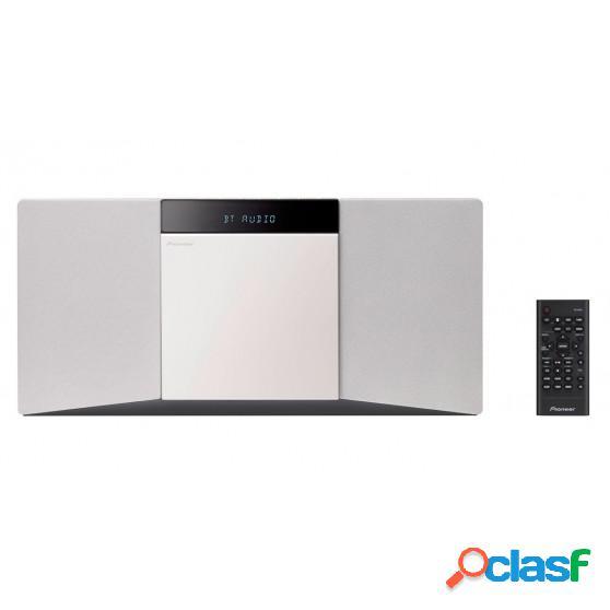 Microcadena PIONEER XSMC02W Blanco