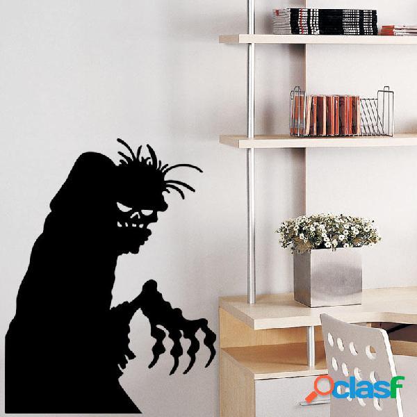 Miico FX3018 Pegatina de Halloween Monster Patrón Pegatina