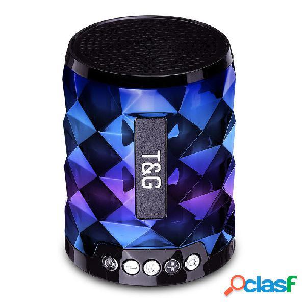 Mini altavoz bluetooth inalámbrico FM Radio TF tarjeta