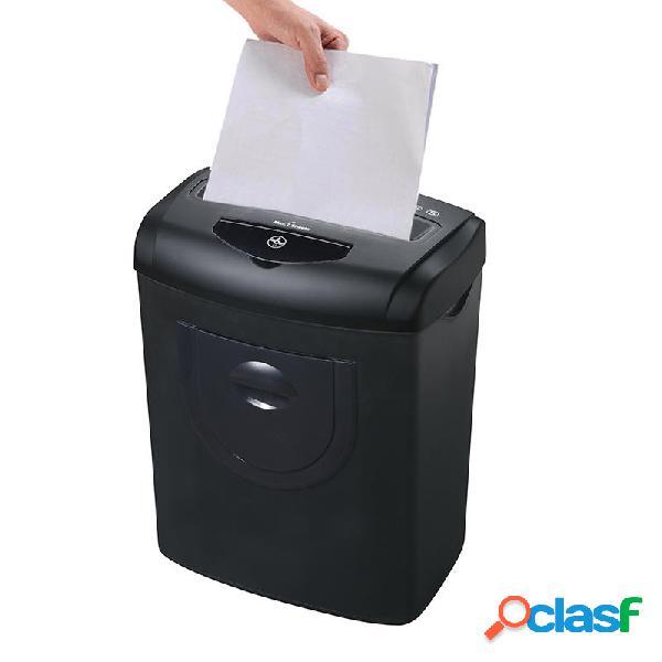 Mini trituradora de papel eléctrica 5.5L Capacidad 7 Papel
