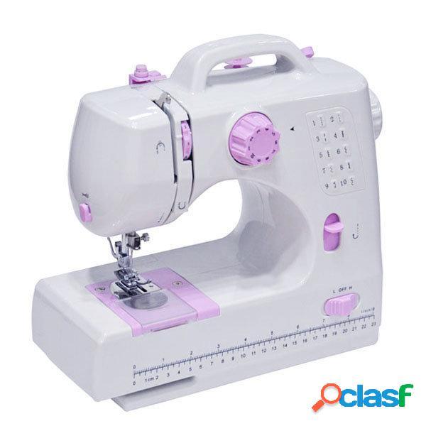 Máquina de coser eléctrica multifuncional de Overlock de 8
