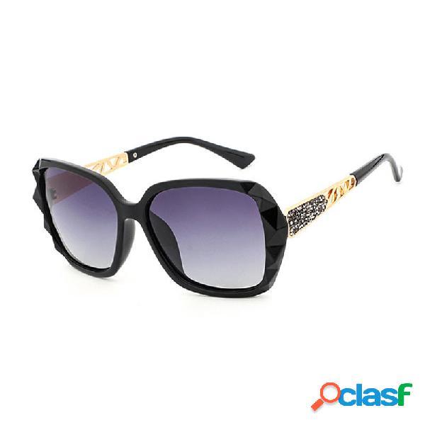 Mujer Summer al aire libre Casual UV Gafas de sol