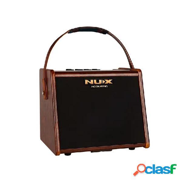NUX SA-25 25W 3000mAh Recargable Bluetooth Altavoz de
